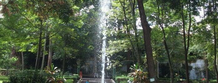Parque Los Berros is one of Lieux qui ont plu à Karen M..