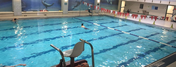 Chelsea Recreation Center Pool is one of Healthy.