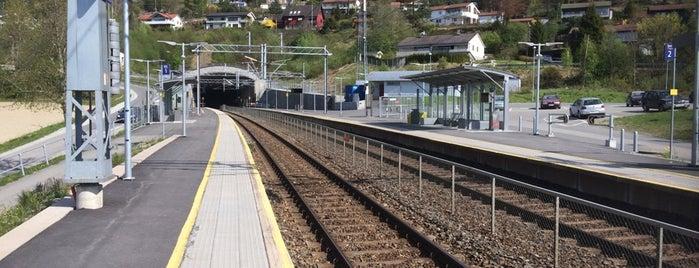 Lier stasjon is one of faenza.
