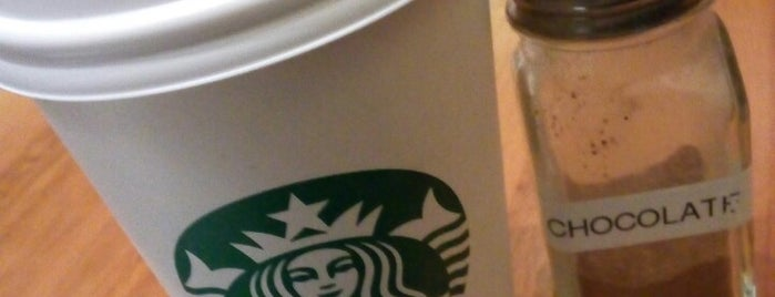 Starbucks is one of Locais curtidos por Kleber.