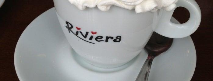 Riviera Café is one of Comer em Passo Fundo.