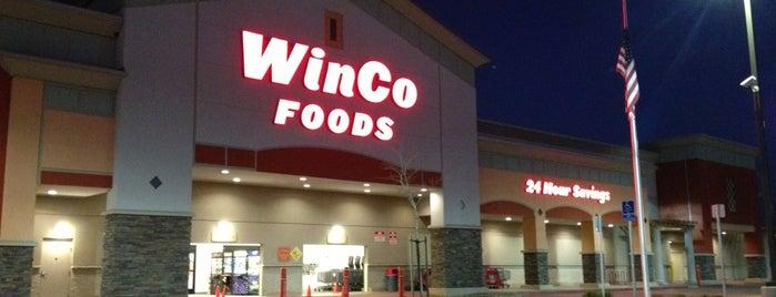 WinCo Foods is one of Locais curtidos por Stephanie.