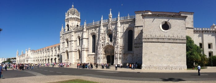 Mosteiro dos Jerónimos is one of Lisbon Wishlist.