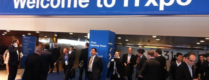 Gartner Symposium 2013 is one of Orte, die Dario gefallen.
