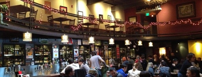 Brouwer's Cafe is one of My favorite craft beer pubs worldwide.