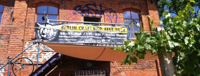 Berlin Craft Beer Fest 2014 is one of Gespeicherte Orte von Darcy.