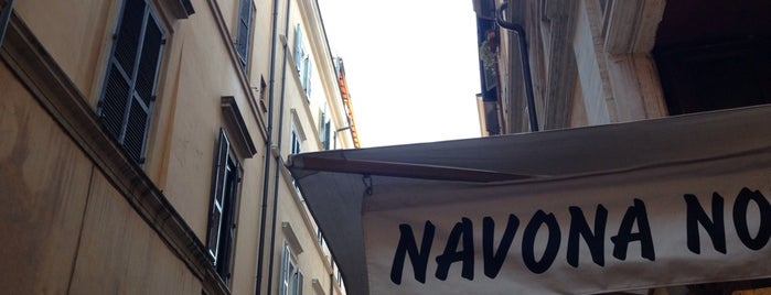 Navona Notte is one of Lugares favoritos de Alden.