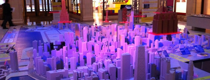 Chicago Architecture Foundation is one of America 2013.
