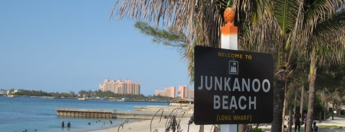 Junkanoo Beach is one of Bahamas.