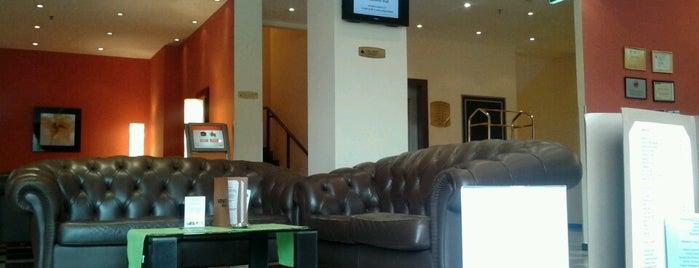Best Western Congress Hotel is one of Syuzi : понравившиеся места.