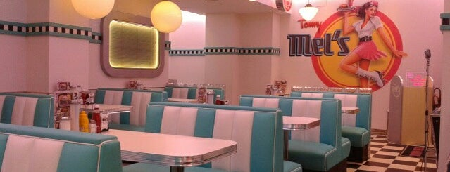 Tommy Mel's is one of Gijon.
