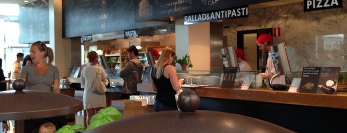 Vapiano is one of Sweden.