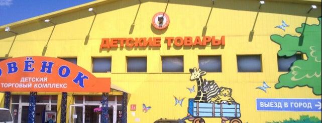 ДТЦ «Совёнок» is one of kids.