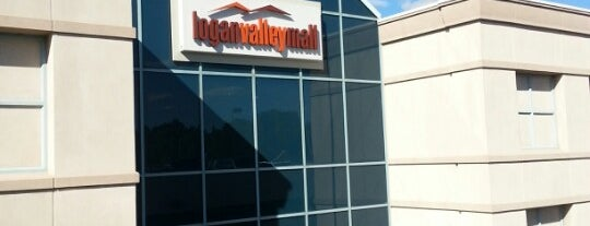 Logan Valley Mall is one of Locais curtidos por Stephanie.