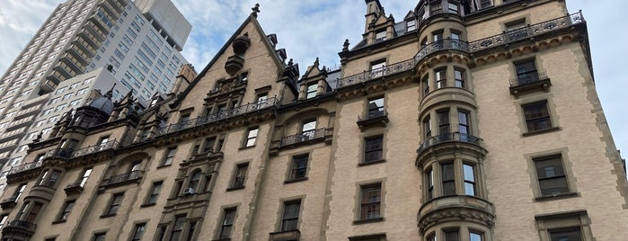 The Dakota is one of Frommer's New York.