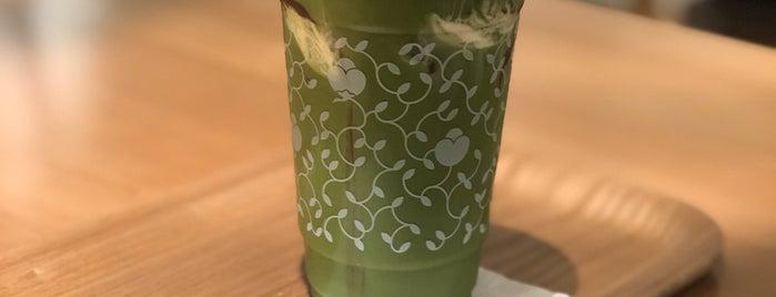 Nana's Green Tea is one of Vallyri'nin Kaydettiği Mekanlar.