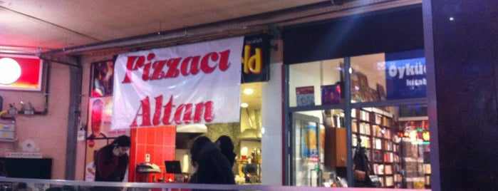 Pizzacı Altan is one of Ankara 2.