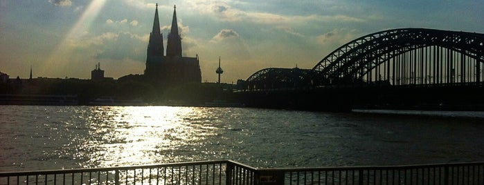 Rheinpromenade is one of Köln.