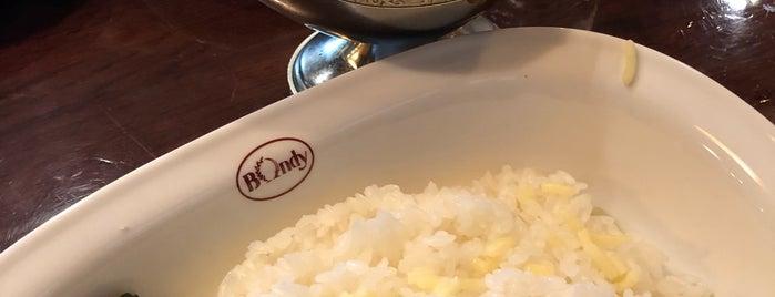 Bondy is one of Tokyo Eats.
