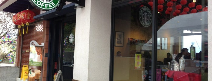 Starbucks is one of Taipei Eats/Drinks/Shopping/Stays.