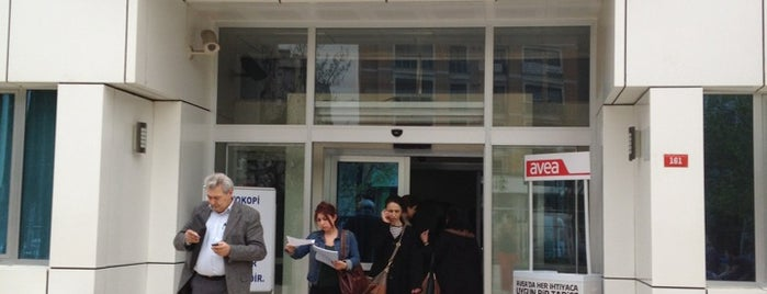 SGK Kadıköy Sosyal Güvenlik Merkezi is one of ESRA👑さんのお気に入りスポット.