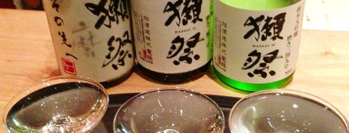 Dassai Bar 23 is one of 銀座-日本橋.