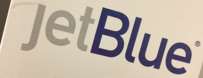 jetBlue Airways is one of Lieux qui ont plu à Andrew.