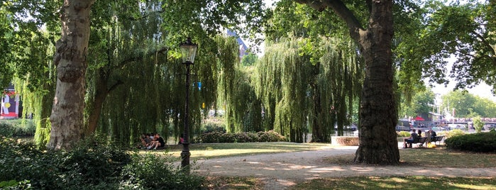 Weteringpark is one of Amsterdam.