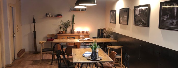 Farigola Born is one of Barcelona: Eat & Drink.