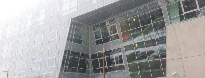 TUT SOC Building is one of Lieux sauvegardés par Radmila.