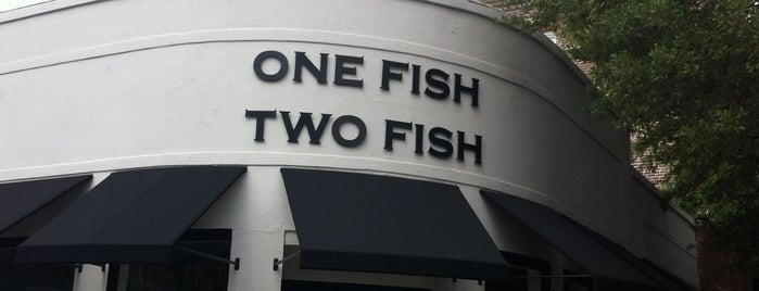 One Fish Two Fish / Circa Lighting Annex is one of Atlanta.