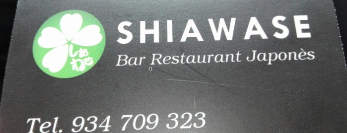 Shiawase is one of Restos.