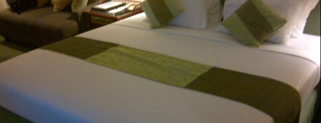 Melia Purosani Hotel is one of Tempat yang Disukai Ammyta.