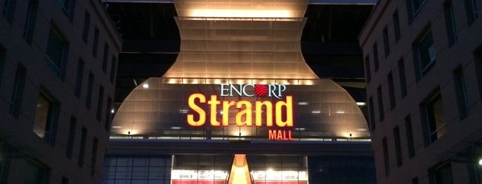 Encorp Strand Mall is one of Lieux qui ont plu à Rahmat.