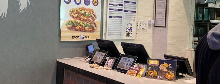Taco Bell is one of Spain Barcelona.