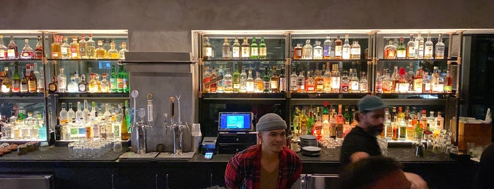 The Bar at Hotel Kabuki is one of Ludwig'in Beğendiği Mekanlar.