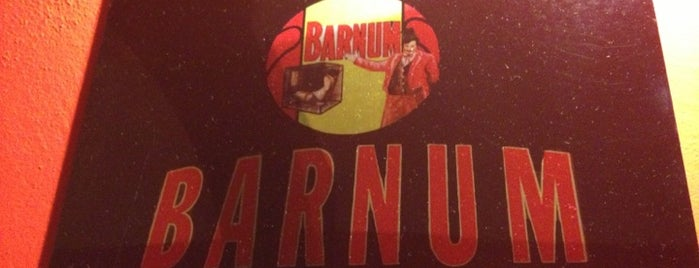 Barnum is one of Orte, die Essepunto gefallen.