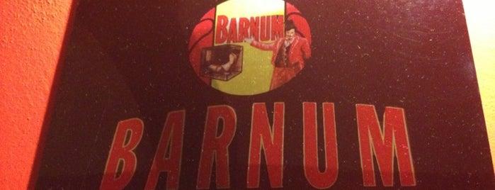 Barnum is one of Tempat yang Disukai Essepunto.