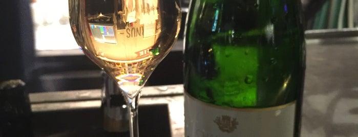 Richard Juhlin Champagne Bar is one of Stockholm Life.
