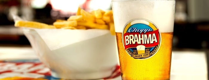 Quiosque Chopp Brahma is one of Tempat yang Disukai Bruno.