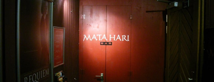 Mata Hari Bar is one of Orte, die Nina gefallen.