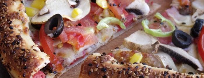 Pizza Burada is one of Kaptan A+ 님이 좋아한 장소.