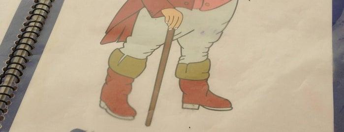 John Bull is one of Orte, die Patrícia gefallen.