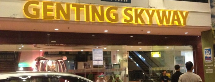 Genting Skyway is one of FAVE PLACE.