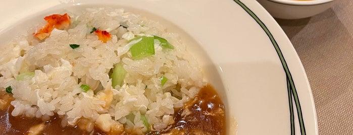 Chugoku Hanten is one of Favorite Food.