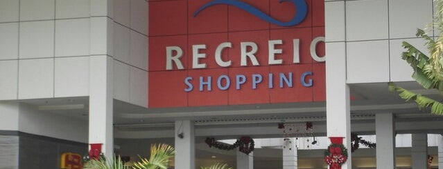 Recreio Shopping is one of Orte, die Marcello Pereira gefallen.