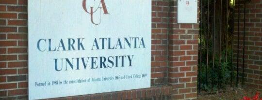 Universidade de Atlanta is one of Culture.
