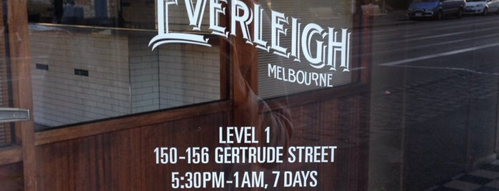The Everleigh is one of Melbourne.