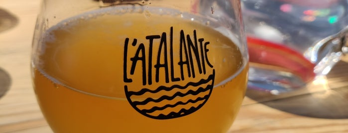 L'Atalante is one of Brasserie.