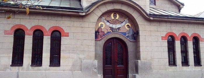 Hram pokrova presvete Bogorodice is one of Tempat yang Disukai Dejan.